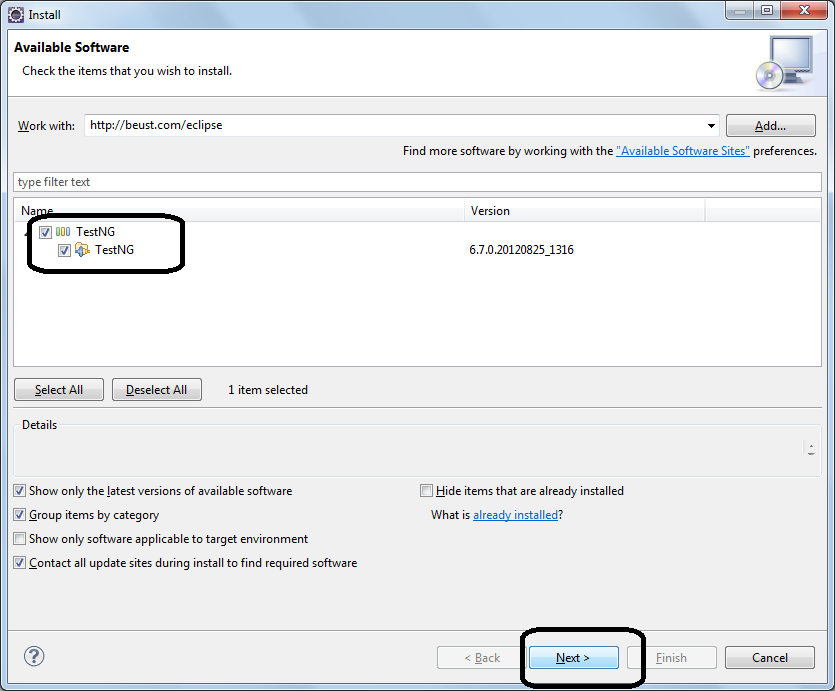 How To Setting Up Testng With Eclipse Selenium Online