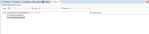 Skip all testcase for specific Class using Assume.assumeTrue() using jUnit