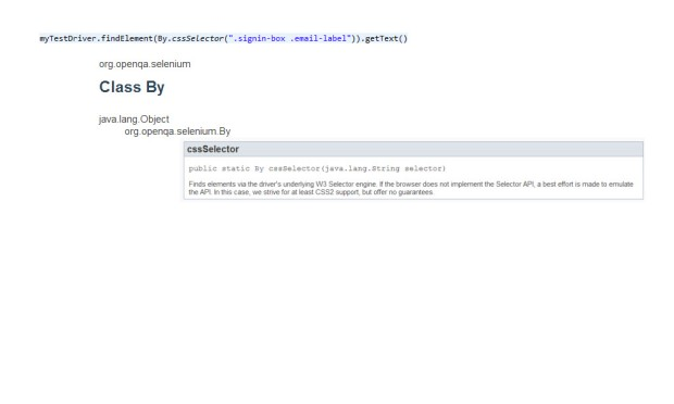 How to get label text / capture label text using selenium